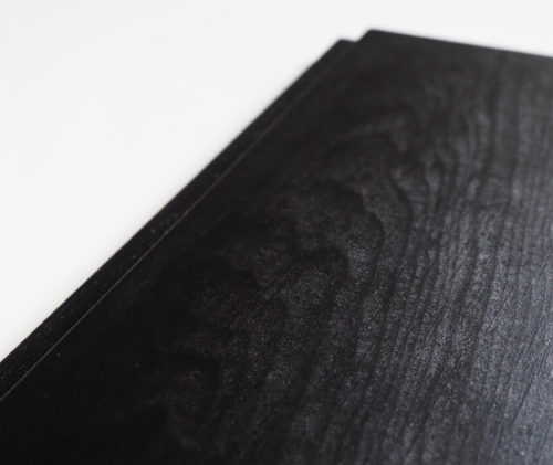 Musta tervaleppäpaneeli